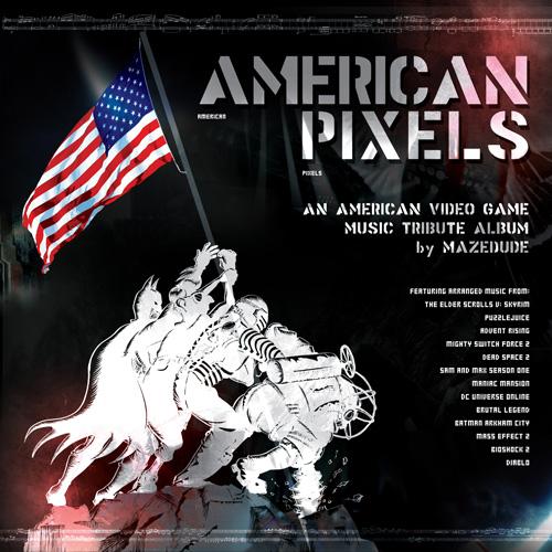 American Pixels Cover