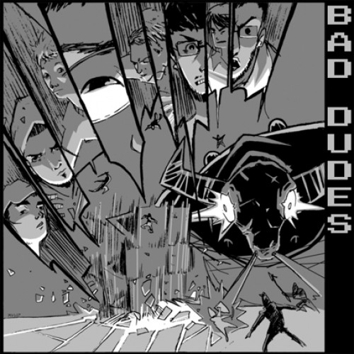 Bad Dudes EP #1 Cover