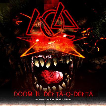 Doom II: Delta-Q-Delta Cover