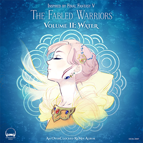 Final Fantasy V: The Fabled Warriors Cover