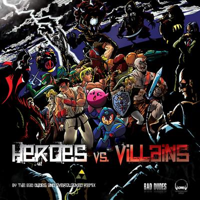 Heroes Vs. Villains Cover