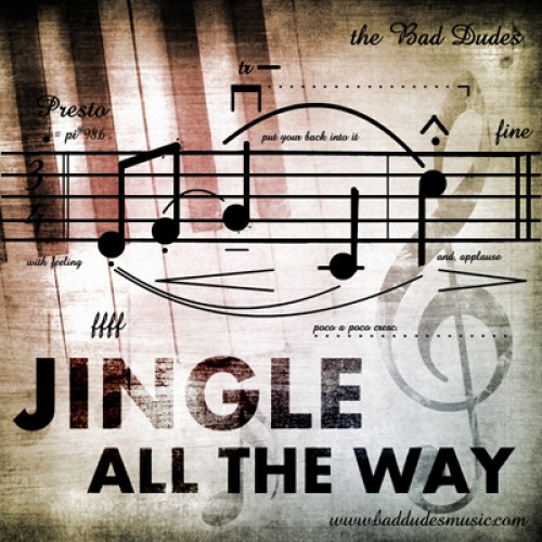 Jingle All the Way Cover