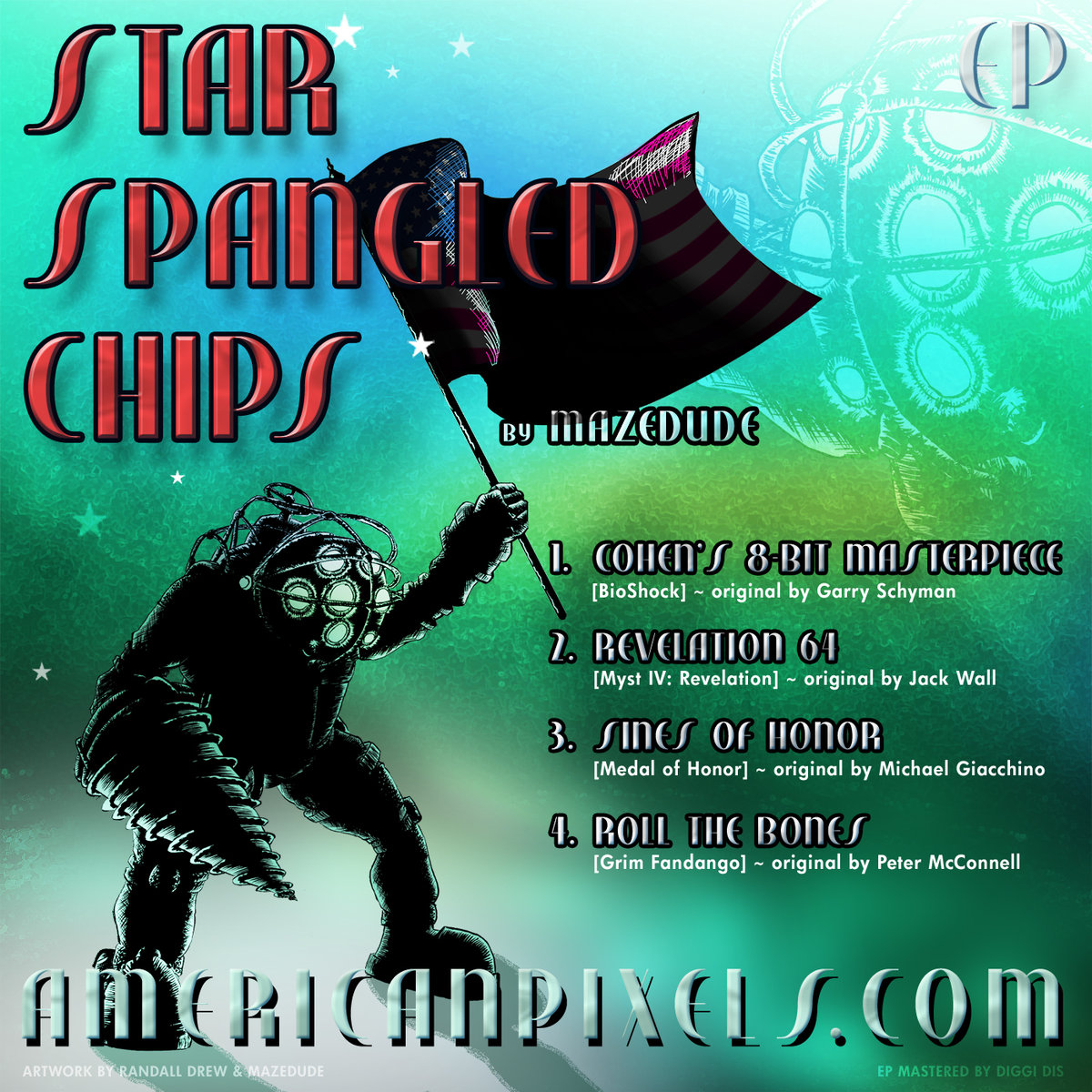Star Spangled Chips Cover