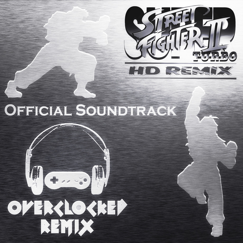 Super Street Fighter 2 HD Remix Cover