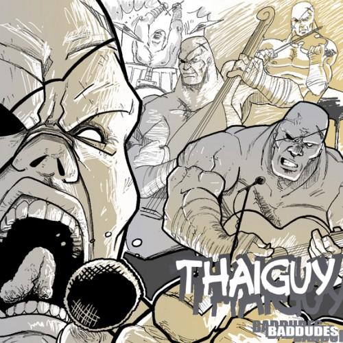 Thai Guy Cover