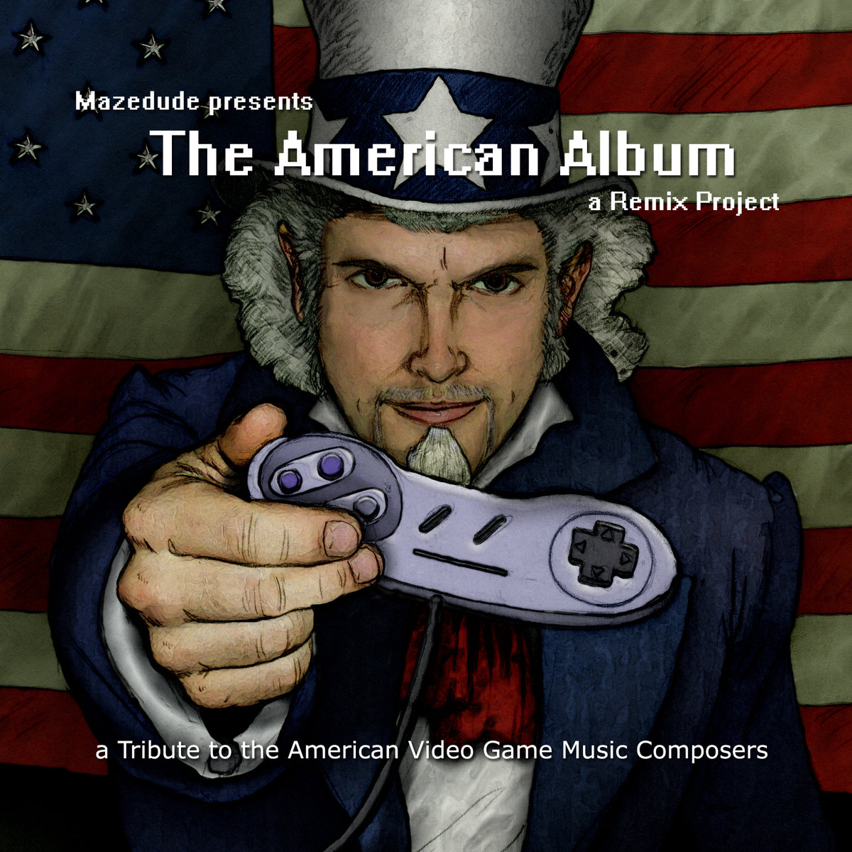 The American Album Cover