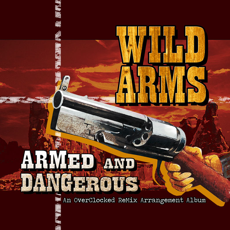 Wild Arms: ARMed and DANGerous Cover